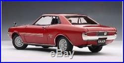 1/18 AUTOART 78783 1 18 TOYOTA CELICA COUPE 1600GT TA22 RED For