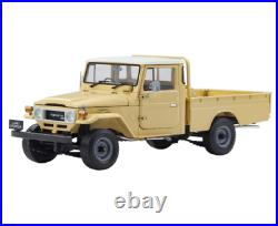 1/18 Toyota Land Cruiser 40 Beige Finished Product KS08958BE Pre-order 7.31