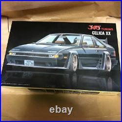 1/24 Fujimi 345 Tune Toyota Celica Xx Unasseed