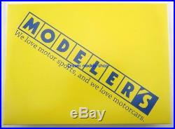 1/24 Hi-Story MODELER'S TOYOTA PRIUS (2015) model Kit MK010