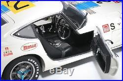118 AUTOART 86716 Toyota 2000GT 24hrs Fuji 1967 #2 Rarity