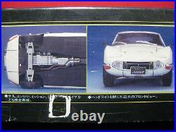 1969 Toyota 2000GT MF-10 Gunze Sangyo 1/20 Japan Car Model Kit Rare Vintage 1984