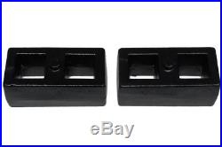 2 Front 1.5 Rear Leveling Lift Kit 2007-2018 Toyota Tundra 4X4 4WD 2WD