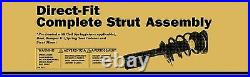 2 Front Complete Struts With Springs Fit Toyota Tacoma Base Model 2.7L RWD Only