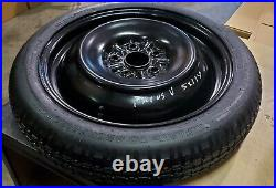 2012-2018 Toyota Prius V Models Spare Tire Wheel Donut 17 Kit With Jack & Tools