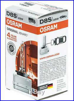 2X Osram D8s Xenarc Xenon Brenner Original 66548 Scheinwerfer Birne Lampe Pk32d