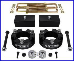 3 Front 3 Rear Lift Level Kit and Diff Drop 05-15 Toyota Tacoma 4x4