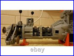 3d printed Working Gear Driven 4WD Toyota Transfer Case Model