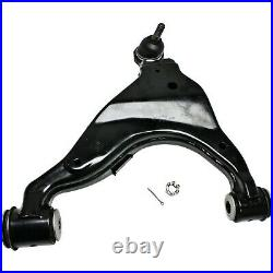4pc Front Lower Control Arm & Stabilizer Link Kit For 03-09 GX470 Toyota 4Runner