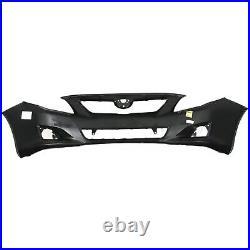 5211902990, 5311202120, 5311102450 New Bumper Covers Facials Set of 3 Front