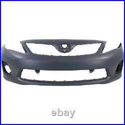 5211903901, 5311202280, 5310002410C0 New Bumper Covers Facials Set of 3 Front