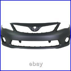 5211903902, 5311202280, 5310002410C0 New Bumper Covers Facials Set of 3 Front