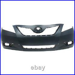 5211906921, 5310106180C0 New Bumper Covers Facials Set of 2 Front for Camry Pair