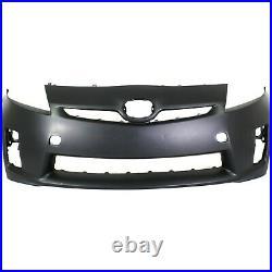 5211947918, 5311247040, 5311147020 New Bumper Covers Facials Set of 3 Front
