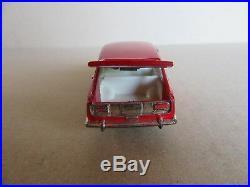81H Vintage Yonezawa Diapet D 146 Toyopet Corona 5 DR T40 Sedan 140