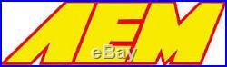 AEM V2 1 Gallon Water Meth Injection Kit (WMI) for Toyota MR2 Turbo Models