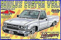 AOSHIMA 1/24 pickup series No. 9 Toyota 80 Hilux Custom Ver. 1 Model Car 170209