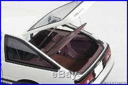 AUTOart 78799 1/18 Toyota Sprinter Trueno AE86 Initial D Project D FREE Ship