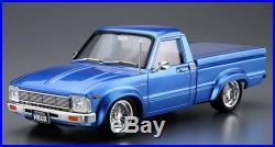 Aoshima 05361 1/24 Scale Pick-Up Truck Kit Toyota Hilux RN30 Custom'78 Model Kit