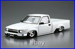 Aoshima 054505 Tuned Car 41 1/24 Toyota TRN80 HILUX CUSTOM 1995 F/S withTracking#