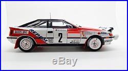 Aoshima 1/24 BEEMAX No. 2 Toyota Celica GT-FOUR ST165'91 Monte Carlo Rally Type