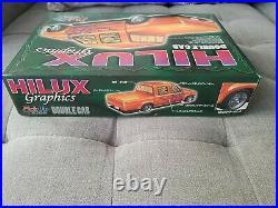 Aoshima 1/24 No. 8 1992 Toyota Hilux Graphics Double Cab 031773