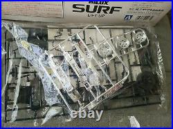 Aoshima 1/24 No. 9 Exciting Tuning Vehicle Toyota Hilux Surf Lift Up 4 Runner