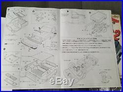 Aoshima 1/24 Toyota 80 Hilux Custom Ver 2 Pick Up Truck 032015