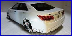 Aoshima 1/24 Toyota Crown assembly plastic model assembled finished product