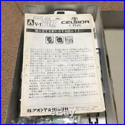Aoshima TOYOTA CELSIOR C-type 1/24 Model Kit Vintage #11504