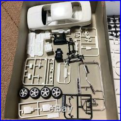 Aoshima TOYOTA CHASER 2.5 Tourer V JZX90 1/24 Model Kit Vintage #11514
