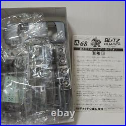Aoshima TOYOTA CHASER JZX100 BLITZ S PACKAGE VersionR 1/24 Model Kit #18743