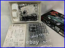 Aoshima TOYOTA SOARER 2.5GT-TWINTURBO-L S PACKAGE 1/24 Model Kit #16681