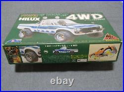 Arii Toyota Hilux 4WD Pickup 1/24 Model Kit #18606