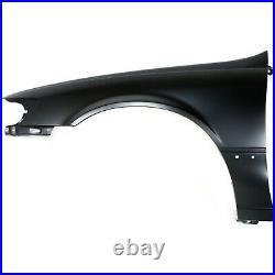 Auto Body Repair For 1997-1999 Toyota Camry Headlight Hood Set of 4