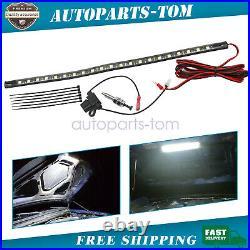 Automatic on/off -Under Hood LED Light Kit Fit 2016 2021 Toyota Tacoma