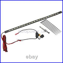 Automatic on/off Universal Under Hood LED Lights Kit Fit For Toyota Tacoma