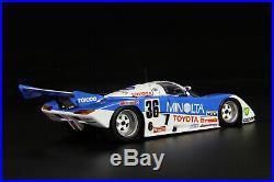 AwardWinner Built Tamiya 1/24 Toyota Group C Racer Minolta Toyota 88C-V+Inter