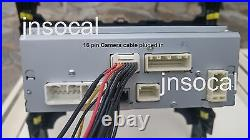 Backup Rearview Camera Kit for 2012, 2013, 2014 Toyota Camry, Prius All Models