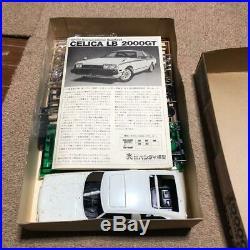 Bandai TOYOTA CELICA LB 2000 GT 1/20 Model Kits SUPER SPORTS CAR SERIES #12439