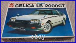 Bandai TOYOTA Celica LB 2000GT Sun Roof 1/20 Model Kit #14714