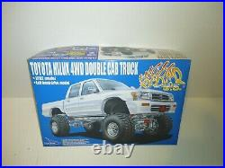 Bluefin Toyota Hilux 4WD Double cab truck High Rider Very Rare open box