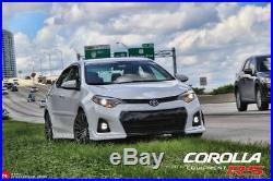 Body Kit Toyota Corolla Rs Model 2014 2016 S Version