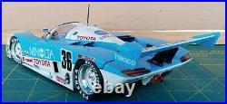 Built Tamiya 1/24 Toyota 88C-V Minolta 24079