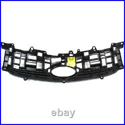 Bumper Cover Bumper Grille For 2010-2011 Toyota Prius Front Fits Halogen
