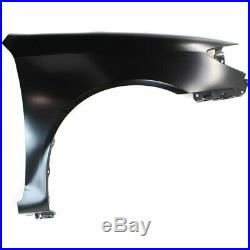 Bumper Cover Kit For 2005-2006 Toyota Camry Front For USA Built Models 2pc