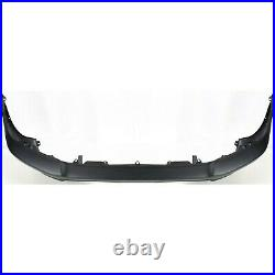 Bumper Cover Kit For 2005-2011 Toyota Tacoma Front 2pc with Fender
