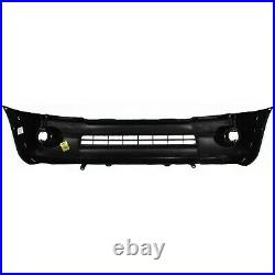 Bumper Cover Kit For 2005-2011 Toyota Tacoma Front 3pc with Headlight CAPA