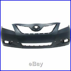 Bumper Cover Kit For 2007-2009 Camry Front Fits Models Made In USA 3pc