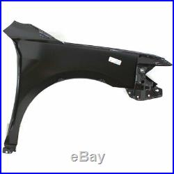 Bumper Cover Kit For 2007-2009 Toyota Camry Front Fits Models Made In USA 3pc